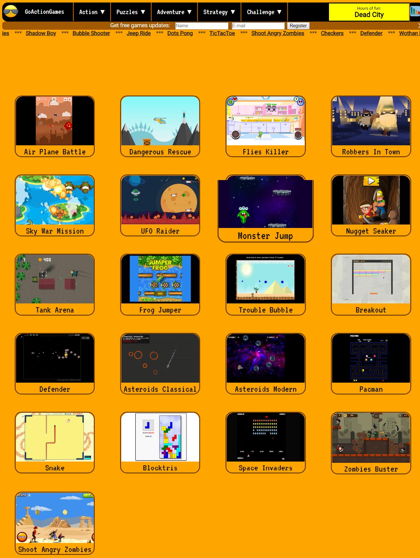 Exolon Game - play online | Games Captain